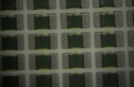 Inline Chip Resistor Trim